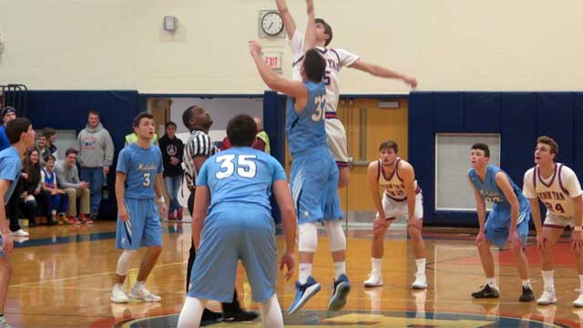 Midlakes hands Penn Yan first East loss; Bloomfield sneaks past Naples (W-FL round-up 1/16)